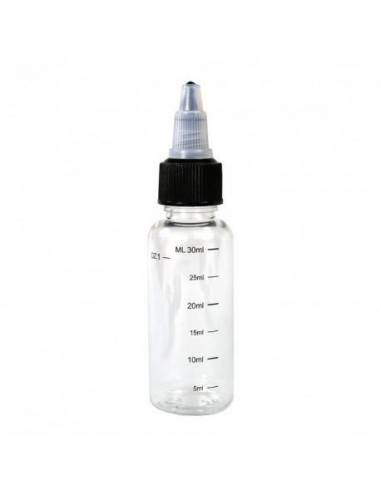 flacon Twist gradué de 30ml